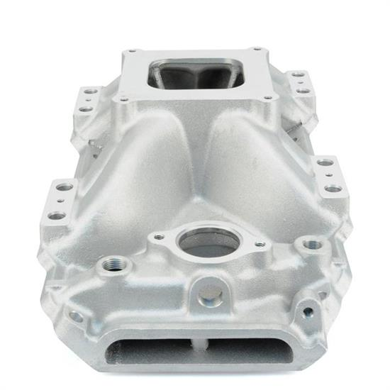FAST 3011454 Big Block Chevy EFI Single Plane Intake Manifold, 4150