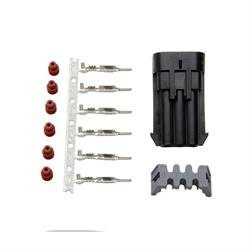 FAST 301400K Power Adder Harness Connector Kit, Nitrous/Turbo Apps.