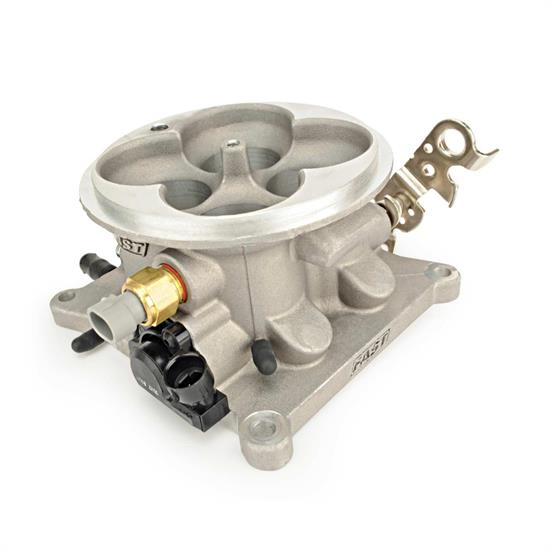 FAST 304155 Dual Quad Throttle Body Upgrade Kit