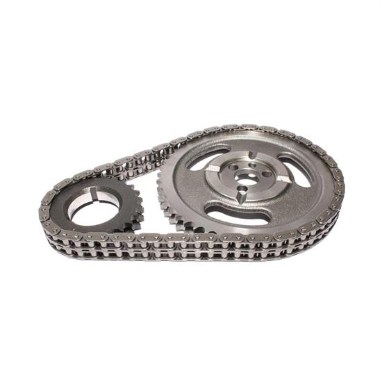 COMP Cams 3110-5 Hi-Tech Roller Race Timing Chain Set, Big Block Chevy