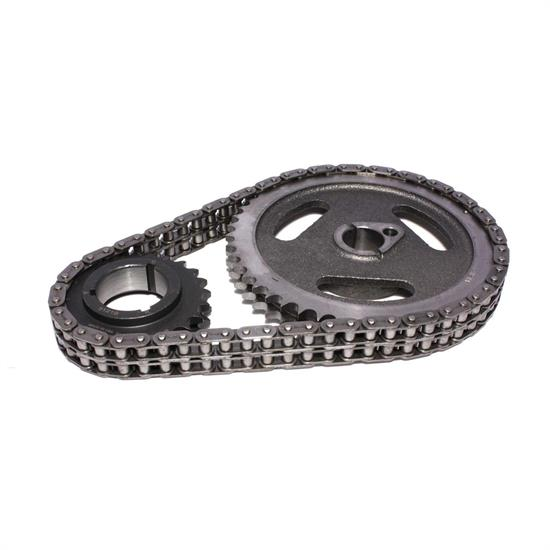 COMP Cams 3121 Hi-Tech Roller Race Timing Chain Set, Ford 351C/M/400M