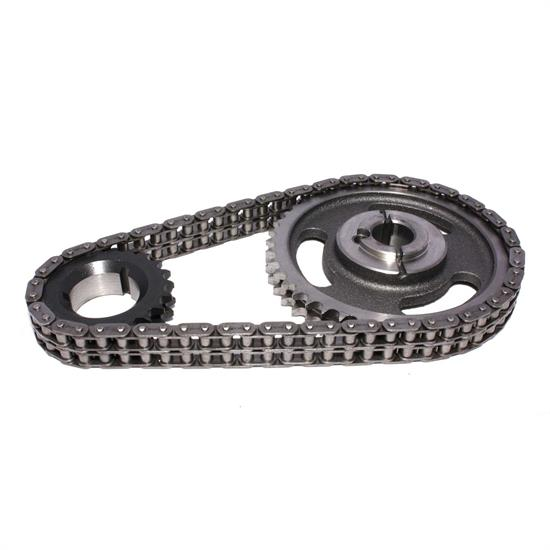 COMP Cams 3130 Hi-Tech Roller Race Timing Chain Set, Ford
