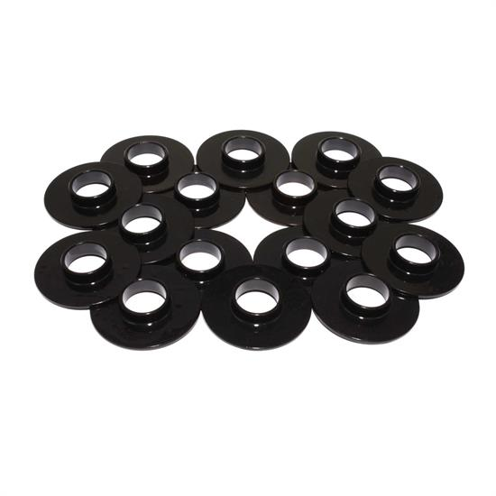 COMP Cams 4784-16 Valve Spring Locators, 0.570 ID, 1.500 OD, Set of 16