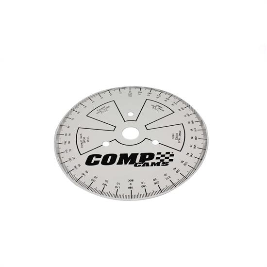 COMP Cams 4787 Sportsman Degree Wheel, Steel, 7-1/2 In Diameter, Each
