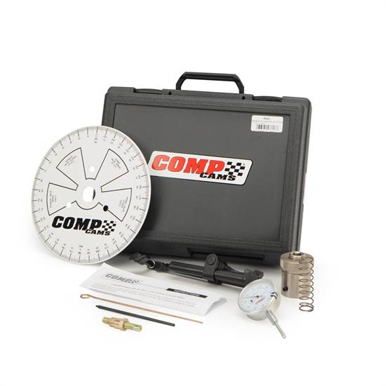 COMP Cams 4943 Camshaft Engine Degree Wheel Kit