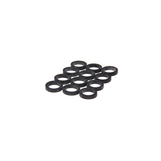 COMP Cams 501-12 Valve Stem Seals, Rubber O-Ring, 11/32 Inch, Set/12
