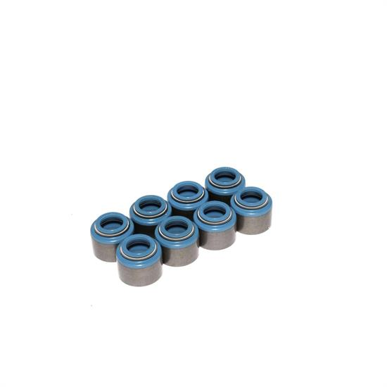COMP Cams 515-8 Valve Stem Seals, PTFE, .375 Inch, .530 Inch, Set/8