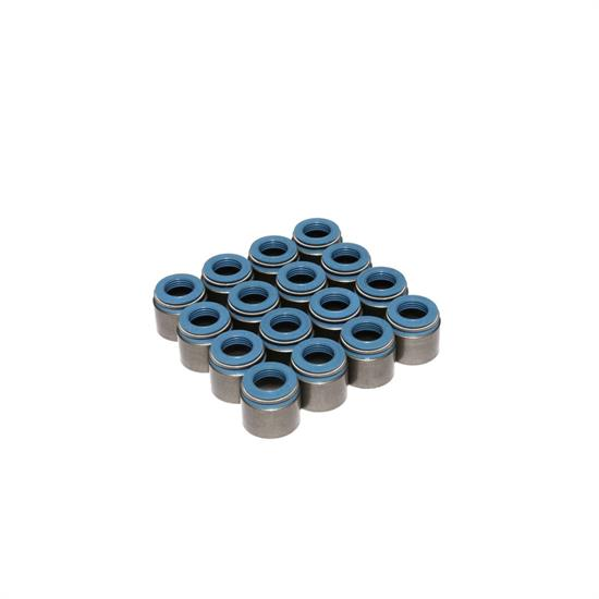 COMP Cams 521-16 Valve Stem Seals, PTFE, .372 Inch, .500 Inch, Set/16
