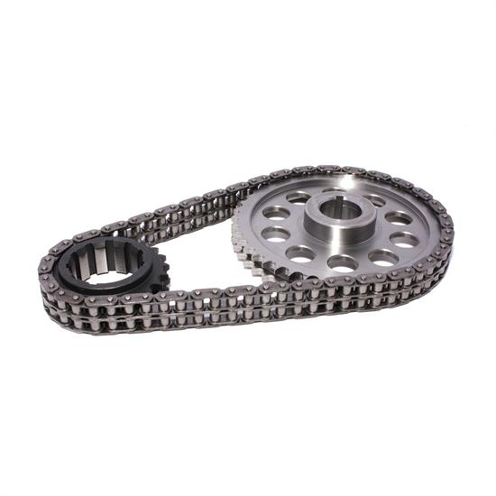 COMP Cams 7103 Timing Chain Set, Billet, Double Roller, Mopar 318-360