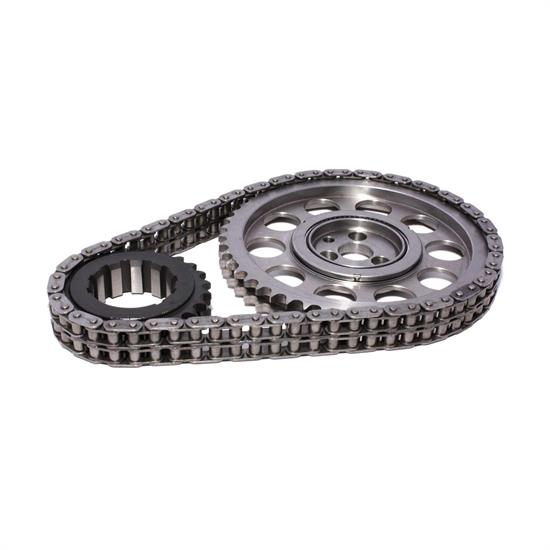 COMP Cams 7125 Keyway Adjust. Billet Timing Chain Set, Mopar