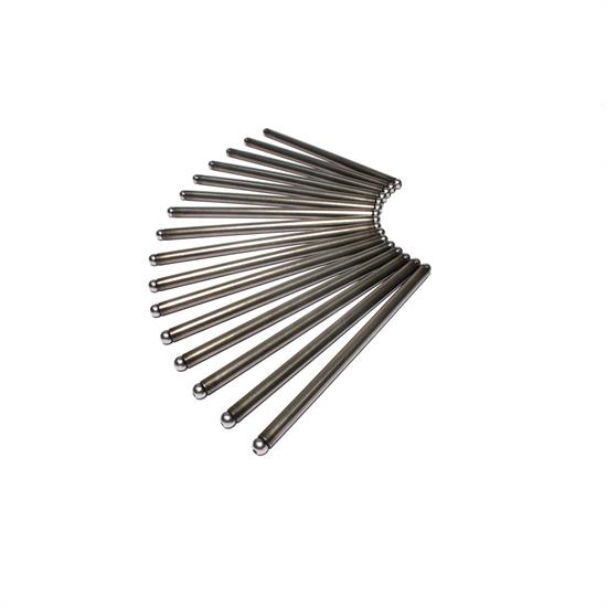 COMP Cams 7819-16 High Energy Pushrods, 5/16 Dia., 6.400 Length, Set
