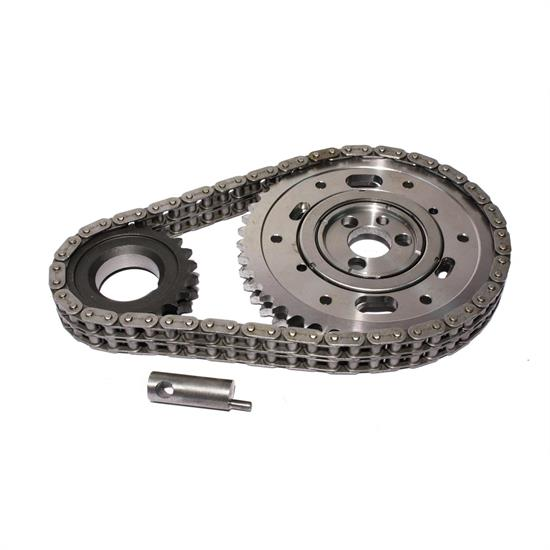 COMP Cams 8146 Ultimate Adjustable Billet Timing Set,Small Block Chevy