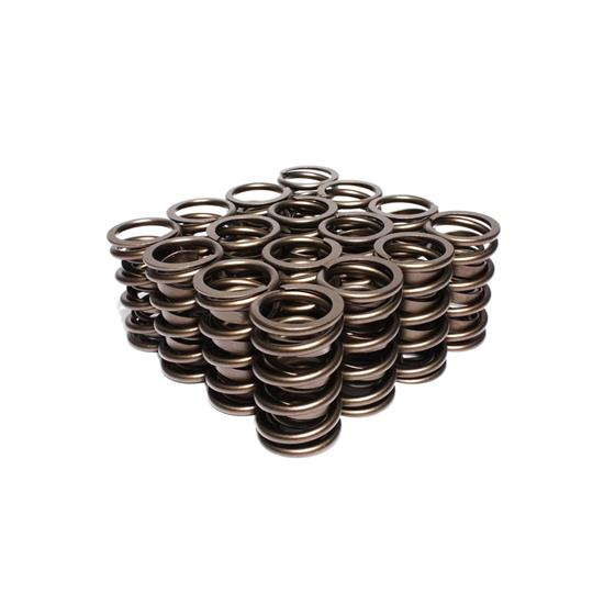 COMP Cams 985-16 Valve Springs, Dual, 366 lb Rate, Set of 16