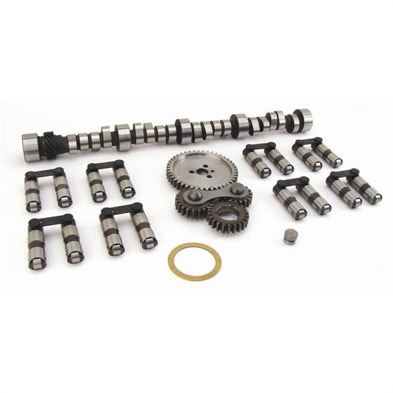 COMP Cams GK08-600-8 Thumpr Hyd. Roller Camshaft Kit, Chevy 5.0/5.7L