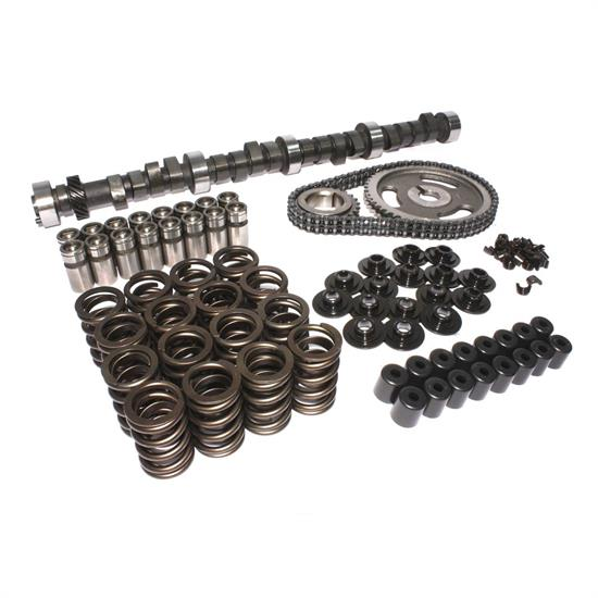 COMP Cams K21-402-4 Dual Energy Hydraulic Camshaft Kit, Mopar 383/440