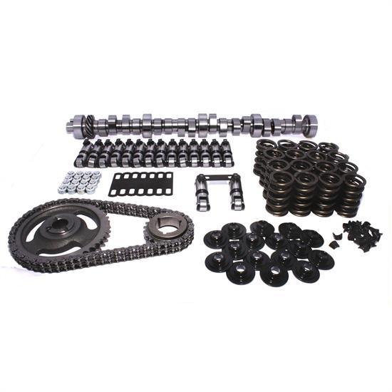 COMP Cams K34-700-9 Magnum Solid Roller Camshaft Kit, Ford