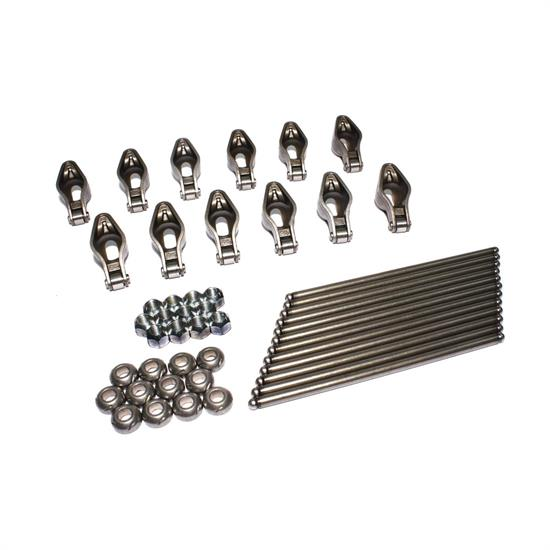 COMP Cams RPR201-12 Magnum Rocker Arms, Roller tip, Kit