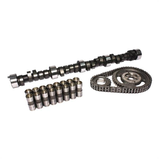 COMP Cams SK12-207-2 Dual Energy Hydraulic Camshaft Kit, Chevy S/B