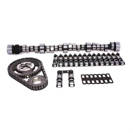 COMP Cams SK12-770-8 Xtreme Energy Solid Roller Camshaft Kit,Chevy S/B