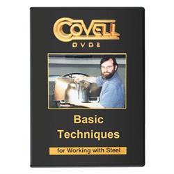 Covell Metalworking 1000-3 DVD - Working with Steel