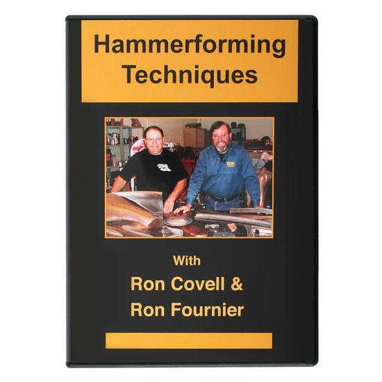 Covell Metalworking 1000-15 DVD - Hammerforming