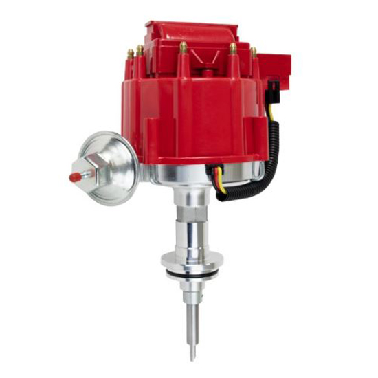 Hei Distributor, Chrysler Small Block 318/360 V8, Red