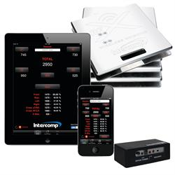 Intercomp SW656 iRaceWeigh Wireless Scale System