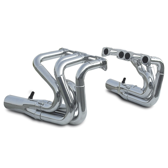 Dynatech Small Block Chevy Strut Stahl Drag Racing Headers