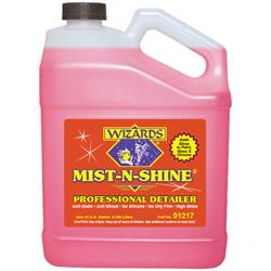 Wizards Products 01217 Mist-N-Shine, Gallon