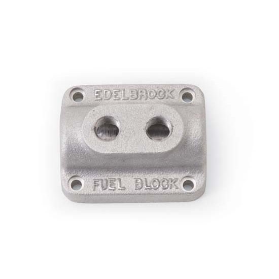 Edelbrock 1280 Fuel Block