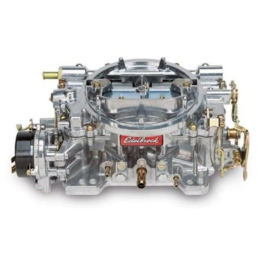 Edelbrock 1403 Performer 500 CFM 4 Barrel Carburetor, Electric Choke