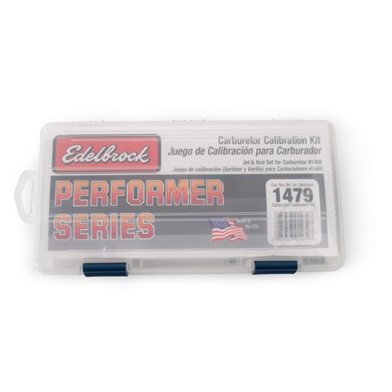 Edelbrock 1479 Performer Carburetor Calibration Kit, 1405