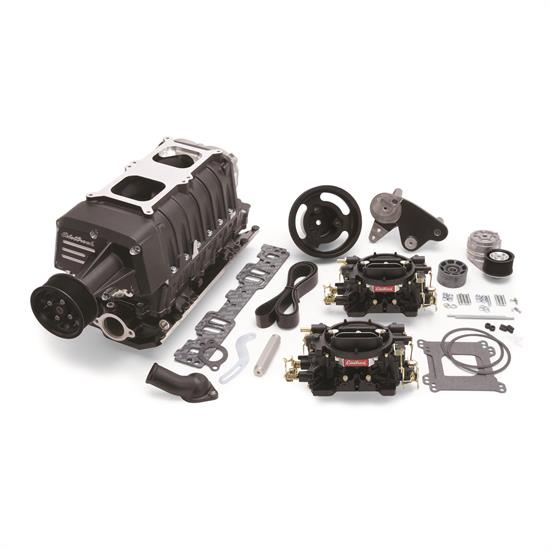 Edelbrock 15143 E-Force Enforcer Supercharger, Chevy