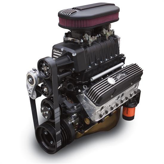 Edelbrock 15203 E-Force Enforcer Supercharger, S/B Chevy
