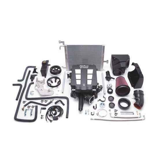 Edelbrock 1531 E-Force Stage 3 Chrysler Supercharger System Kit, 5.7L