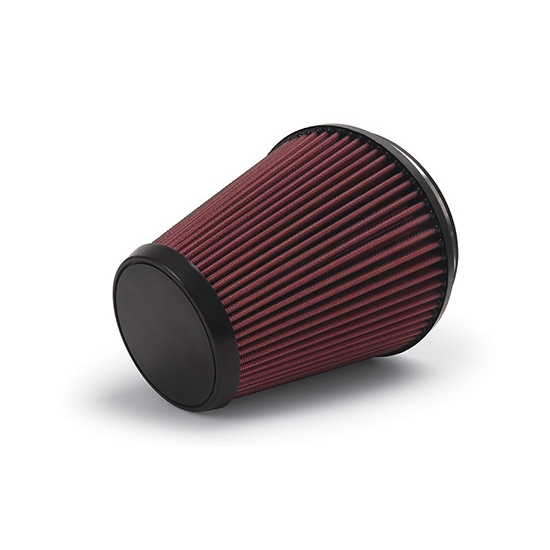 Edelbrock 15404 Air Cleaner Element Air Filter, Cone, 9 inch