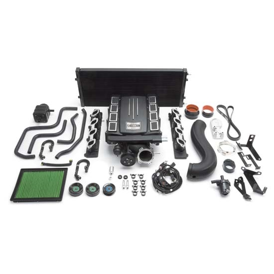 Edelbrock 15680 E-Force Supercharger System, Chevy/GMC Truck 5.3L, kit