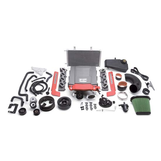 Edelbrock 15700 E-Force Supercharger System, C-7 Corvette 6.2L