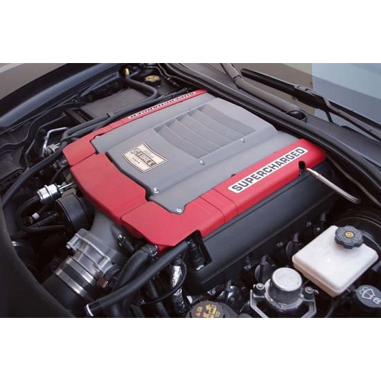 Supercharger For Silverado 4 8: Edelbrock 1571 E-Force C-7 Corvette Supercharger System