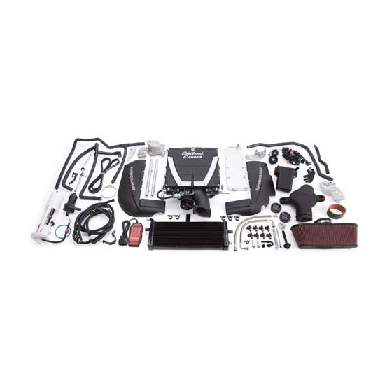 Edelbrock 1575 E-Force Street Legal Kit Supercharger System