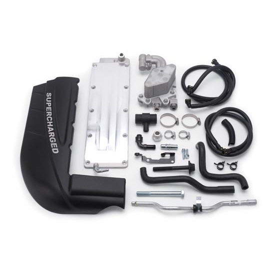 Edelbrock 15905 E-Force Corvette Supercharger Accessory Kits