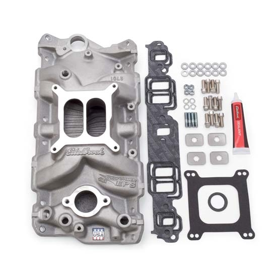 Edelbrock 2040 Intake Manifold Installation Kit, Small Block Chevy