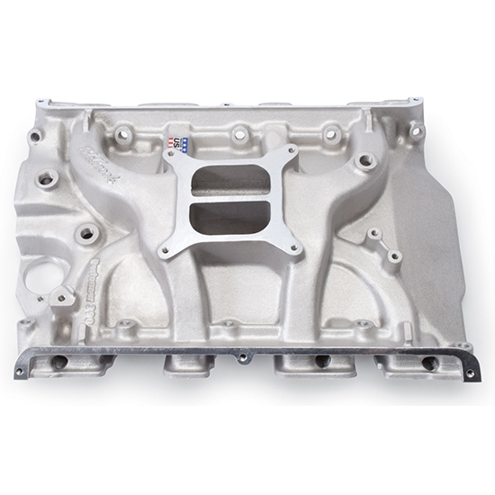 Edelbrock 21051 Performer Intake Manifold, Big Block Ford