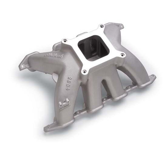 Edelbrock 2834 Victor Series Intake, GM, NASCAR Sprint Cup Approved