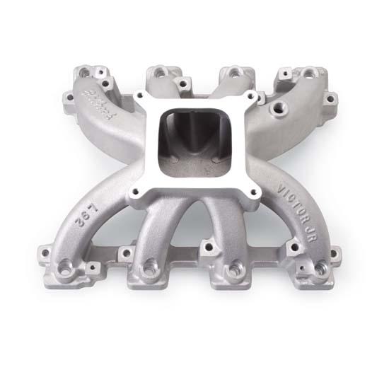 Edelbrock 28455 Victor Jr. LS1 EFI Intake Manifold, Small