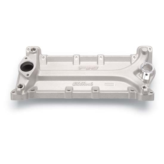 Edelbrock 28538 Lifter Valley Coolant Plate, Chevy Small Block