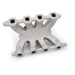 Edelbrock 28759 Victor Series Intake Manifold, Single Plane, GM
