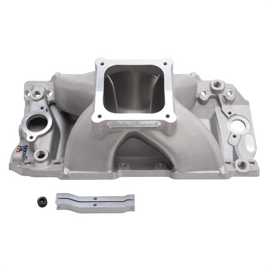 Edelbrock 28978 Super Victor 2 Intake Manifold, Chevy 454,632