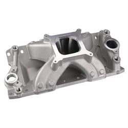 Edelbrock 2925 Super Victor Small Block Chevy Intake Manifold