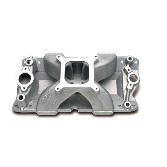 Edelbrock 2926 Super Victor Series Intake Manifold, Small Block Chevy